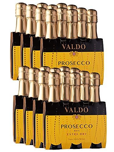 Valdo Quintini Prosecco Doc Tripack - 24 bottiglie da 0,2cl