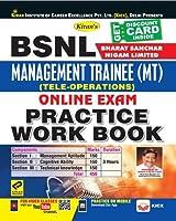 Kiran?s BSNL (Bharat Sanchar Nigam Limited) Management Trainee (MT) (Tele-Operations) Online Exam Practice Work Book - English - 2413