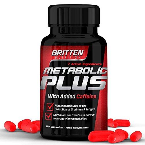 Ultra Strong Metabolic Plus | Brûleur de graisse | Les mieux notés 5 ÉTOILES | Pour hommes et femmes | Capsules faciles à avaler | 100% GARANTIE D'ARGENT | 1 MOIS D'APPROVISIONNEMENT | LIVRE DIET PLAN EBOOK AVEC CHAQUE COMMANDE