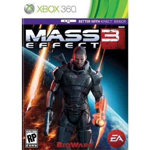 Electronic Arts Mass Effect 3, Xbox 360 - Juego (Xbox 360)