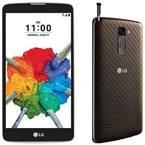 LG Stylo 2 Plus 5.7' 4G LTE Stylus Smartphone - Bronze