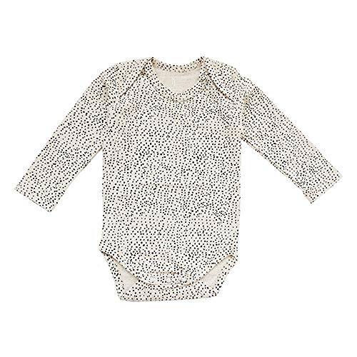 SJIUH Combinaison Bébé Combinaison Bébé New Born Baby Autumn Barboteuse Infant Boys Marque de Mode Combinaisons Mode Style européen One-Pieces New Baby Boy Barboteuse, Beige Manches longu
