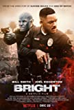 Import Posters Bright – Will Smith - U.S Movie Wall