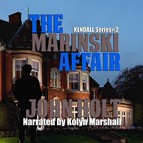 Couverture de The Marinski Affair