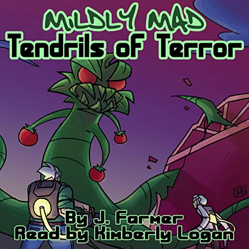Tendrils of Terror  By  cover art