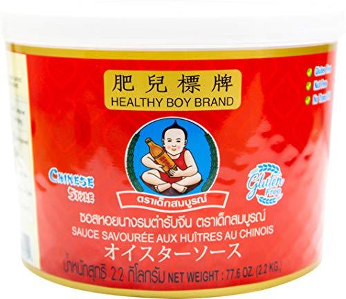 Healthy Boy Salsa De Ostras 1unidad 2200 g