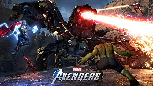 Marvel's Avengers for PlayStation 4 [USA]
