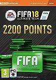 FIFA 18 2200 FUT POINTS PC