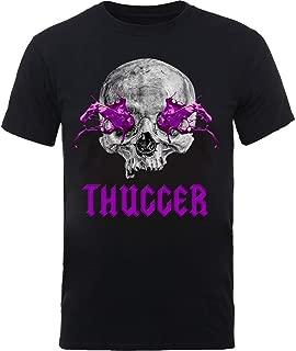 Young Thug 'Slim Skull Thugger Purple' T-Shirt