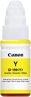 Refil de Tinta GI-190, Canon, Amarelo