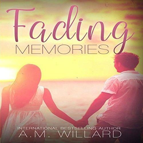 Fading Memories audiobook cover art