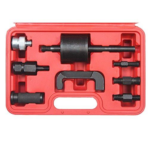 wolketon 8 TLG Diesel injektor Injektoren Einspritzdüsen Abzieher Auszieher Werkzeug CDI