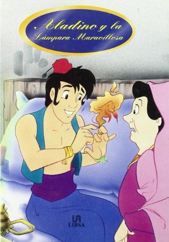 Aladino y la Lámpara Maravillosa (Cuentos de Oro)