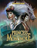 Princess Mononoke Coloring Book: Super Fun Coloring Book For Kids and Adults who love Princess Mononoke. – 30+ GIANT Great Pages with Premium Quality Images.