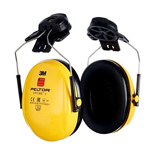 3M Peltor Optime I h510p3Protección auditiva con casco Fijación–Protector auditivo