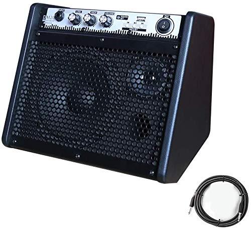 Coolmusic DM20 Bluetooth amplificateur de moniteur personnel amplificateur de batterie électrique...