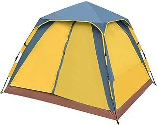 خيمة محمولة قبة تخييم عائلية، خارجية طبقة واحدة مضادة للماء طاردة للناموس، حفلة، نزهة 210 * 210 * 170 سم