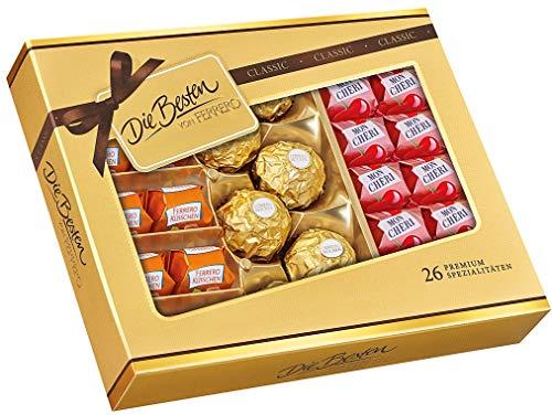 Ferrero Die Besten von Ferrero, 4er Pack (4 x 269 g)