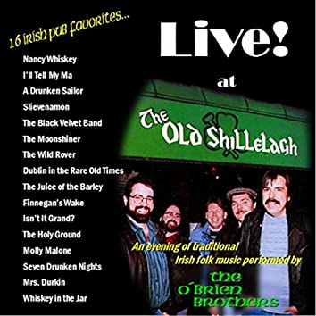 Live at the Old Shillelagh