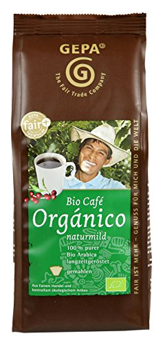 GEPA Café Organico, 6er Pack (6 x 250 g Packung) - Bio