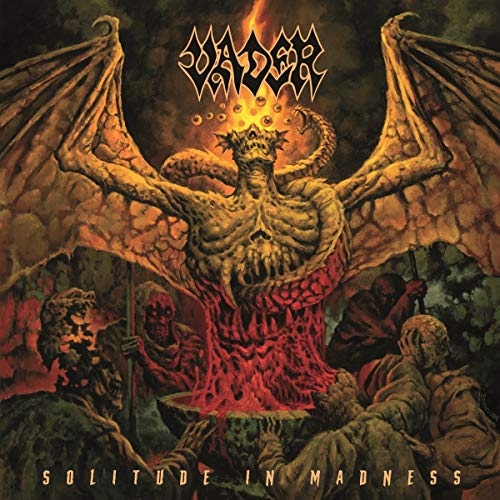 Vader: Solitude in Madness (Audio CD)