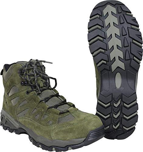 Mil-Tec Squad Stiefel 5 Inch Oliv Gr.13