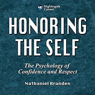 Honoring the Self cover art