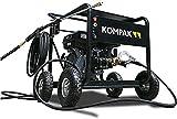 Kompak KP-KPW4000 - Hidrolimpiadora gasolina, color negro