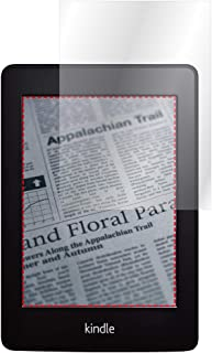 ASDEC Kindle Paperwhite / Kindle 保護フィルム ノングレアフィルム 日本製 防指紋 気泡消失 映込防止 アンチグレア NGB-KPW02