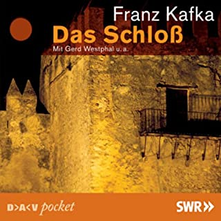 Das Schloss audiobook cover art