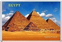 エジプトのピラミッド冷蔵庫用マグネット