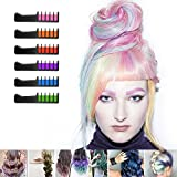 Ameauty Temporary Washable Hair Color Comb - Built in Sealant...