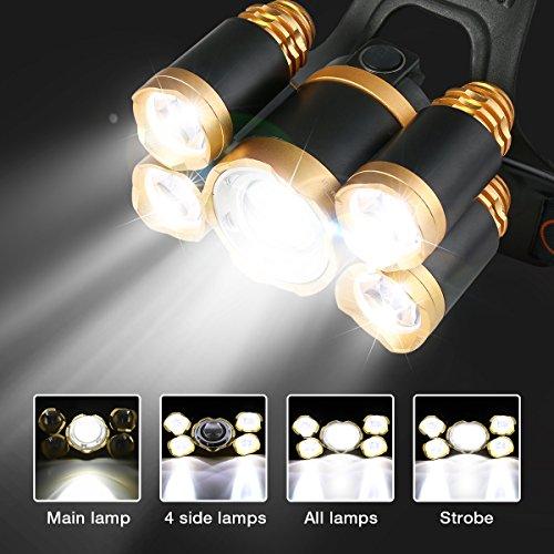 Sgodde 5 LED