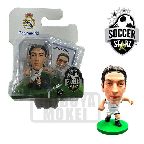 Creative Toys Company - Soccerstarz - Real Madrid Mesut Ozil - Home Kit (Eng/Asian) (2014 version) (legend) /Figures (1 TOYS)