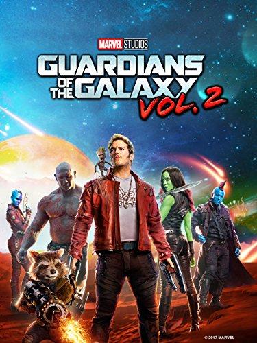 Marvel Studios Guardians of the Galaxy Vol. 2 (4K UHD)