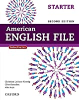 American English File 2/E Starter Studen Book iTutor Pack