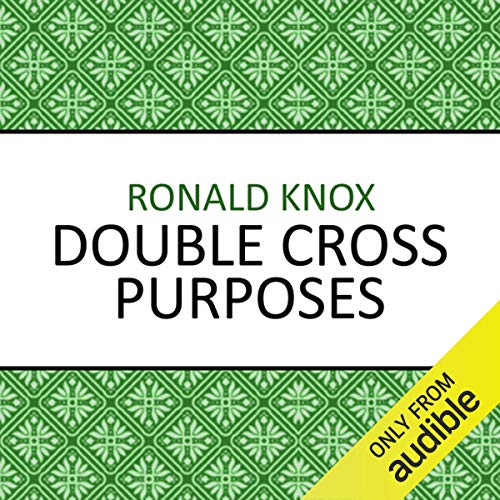Double Cross Purposes cover art
