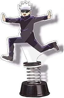 Jujutsu Kaisen Gojo Satoru Cute Acrylic Standing Figure Shaky Desk Display Stands Ornaments Anime Gifts for Teens Boys Gir...