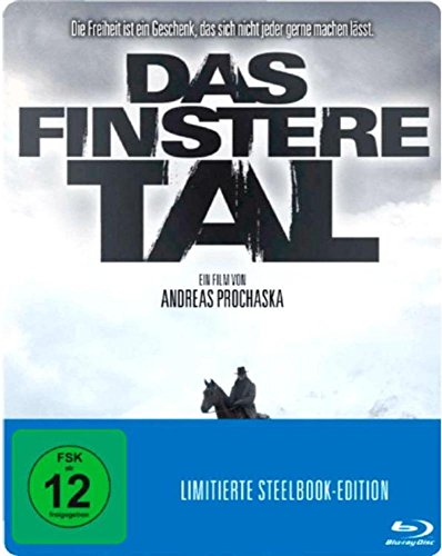 DAS FINSTERE TAL (Blu-ray Disc, Steelbook) Limited Edition