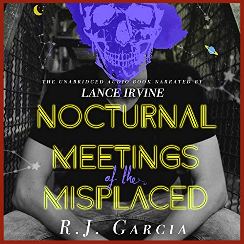 Nocturnal Meetings of the Misplaced audiobook cover art