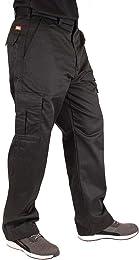Lee Cooper Pantalon de Sécurité Classique Multi-Po