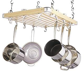 Kitchen Craft Master Class Deluxe Porta utensili da cucina da soffitto, 61x51 cm (B000J3EFYA) | Amazon price tracker / tracking, Amazon price history charts, Amazon price watches, Amazon price drop alerts