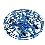 Matedepreso UFO Mini Drone Enfants Hélicoptère Main RC Quadricoptère...
