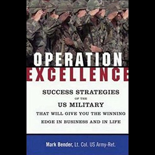 Operation Excellence cover art