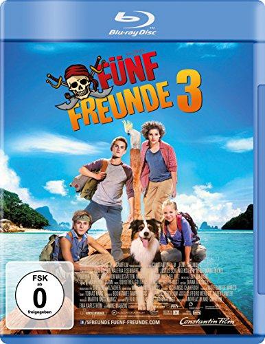 Fünf Freunde 3 [Blu-ray]