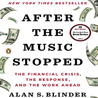 After the Music Stopped audiobook cover art