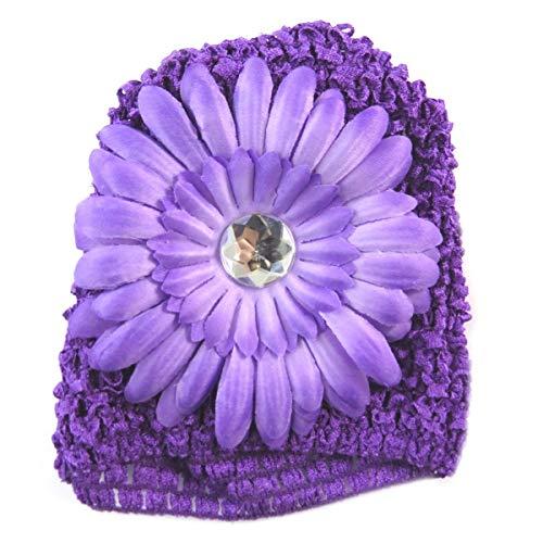 Les Trésors De Lily [Q5215 - Bonnet Enfant 'Petite Lily' Violet