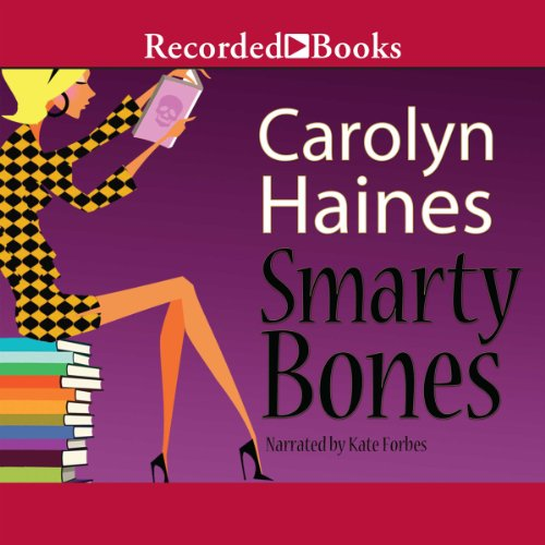 Smarty Bones audiobook cover art