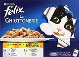 Felix Ghiottonerie Alimento Completo per Gatti Adulti, 1kg