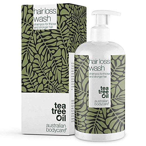 Shampoo tegen Haaruitval voor vrouwen en mannen 500ml |Ideaal voor iedereen die last heeft van haaruitval of zeer fijn, dun haar heeft | Geschikt in combinatie met het gebruik van supplementen en vitamines voor haargroei